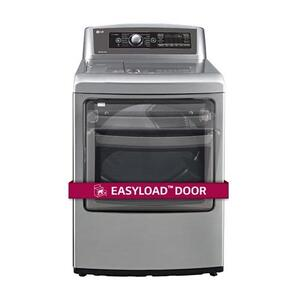 LG Appliances7.3 cu.ft. Ultra Large SteamDryer™ with EasyLoad™ Door