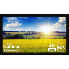 "49"" Pro 2 Outdoor LED HDR 4K TV - Full Sun - SB-P2-49-4K-BL (Black)"