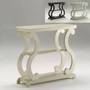 Lucy Console Table Black
