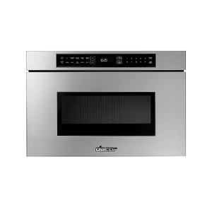 "Dacor24"" Microwave-In-A-Drawer, Silver Stainless Steel"