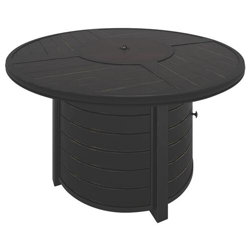 Castle Island Fire Pit Table