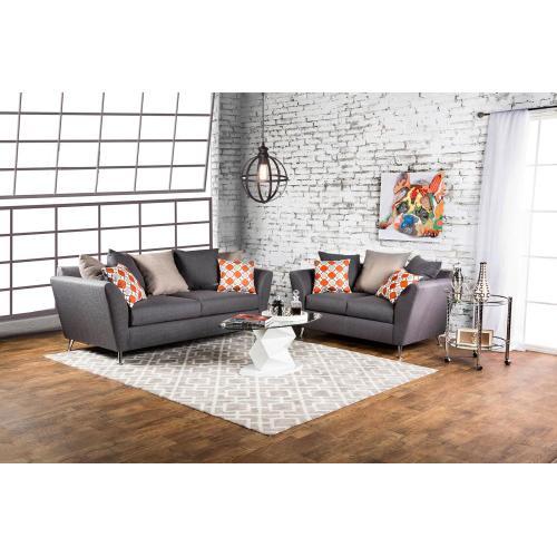 Furniture of America - Belfield Love Seat