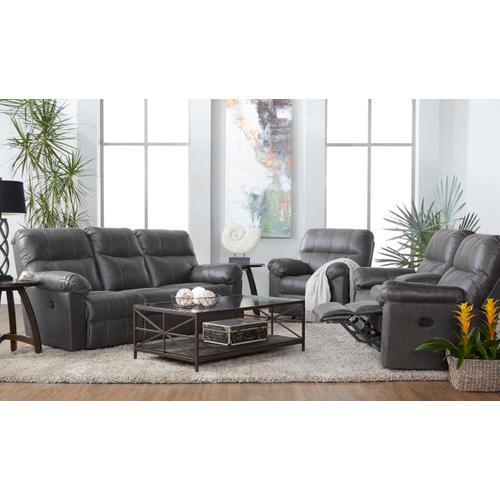 Bozley Double Reclining Sofa & Loveseat