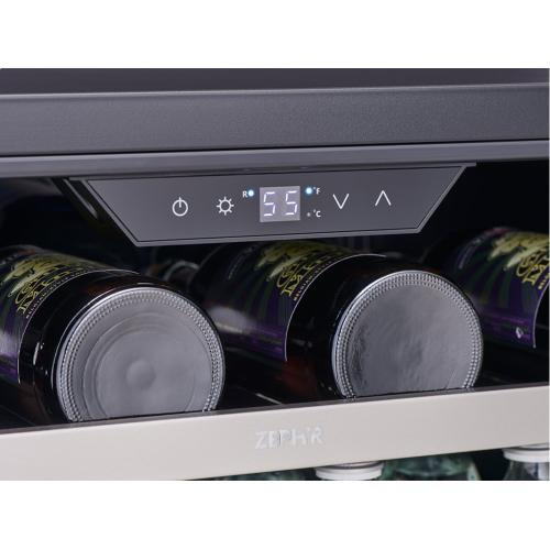 "24"" Full Size Single Zone Wine Cooler"