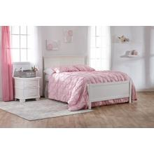 Torino Full Panel Full-Size Bed Rails