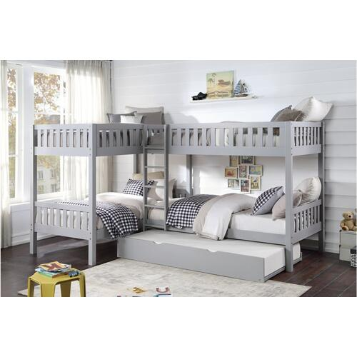 Corner Bunk Bed