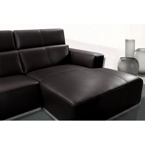 Divani Casa Tempo - Leather Sectional Sofa