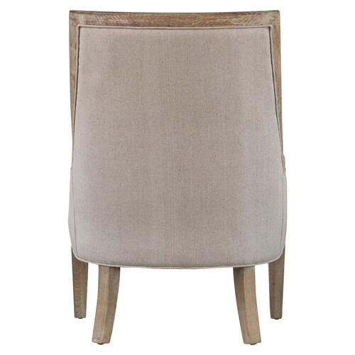 Taylor Accent Chair, Light Sand