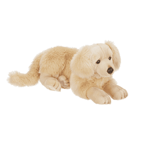 The Heritage Collection[TM] Laying Golden Retriever