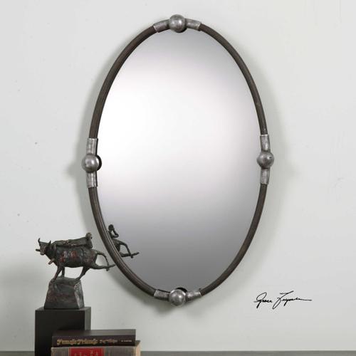 Uttermost - Carrick Oval Mirror