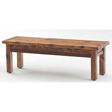 Stony Brooke Farmhouse Bench - 5′
