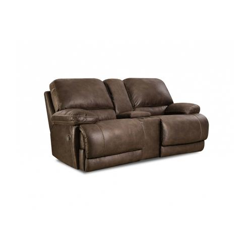 Product Image - Reclining Power Console Loveseat