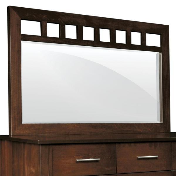 See Details - East Village II Dresser Mirror, 49'w x 43 'h
