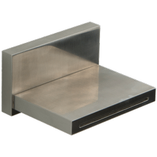 Quarto In Wall Tub Spout Brushed Nickel