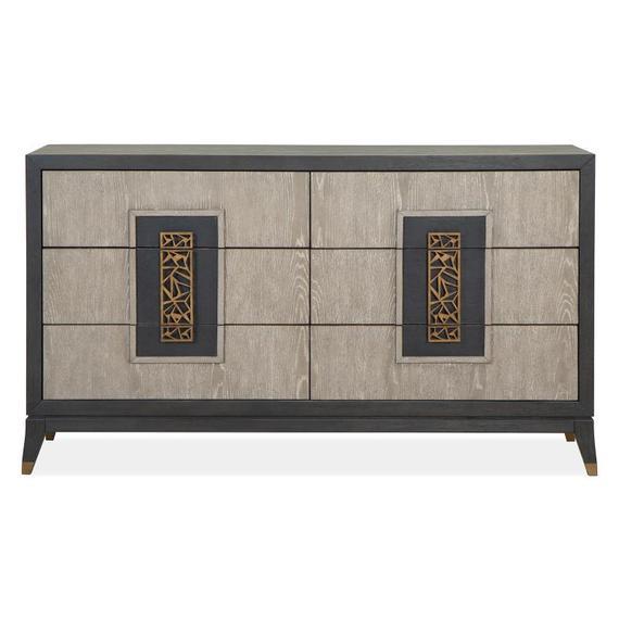 Magnussen Home - Double Drawer Dresser