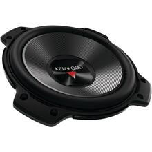 """1,300-Watt 10"""" Subwoofer with Oversized Cone"""