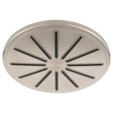 """View Product - DXV Modulus 7-1/2"""" Shower Head - Brushed Nickel"""