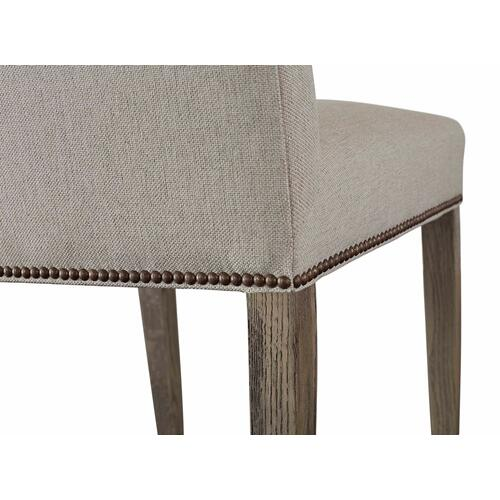 Bassett Furniture - Nancy Oak Parsons Chair