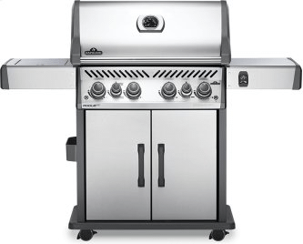 Rogue SE 525 RSIB with Infrared Side and Rear Burners , Stainless Steel , Natural Gas