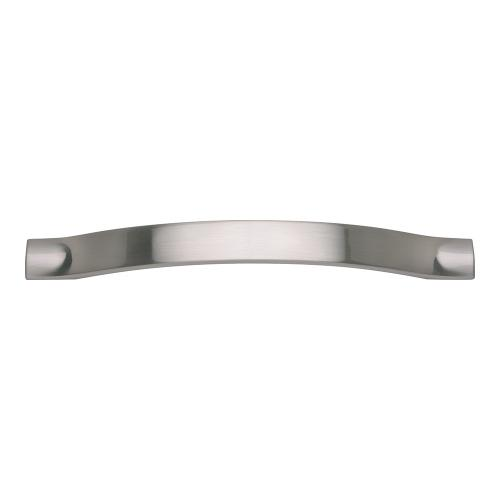 Low Arch Pull 6 5/16 Inch (c-c) - Brushed Nickel