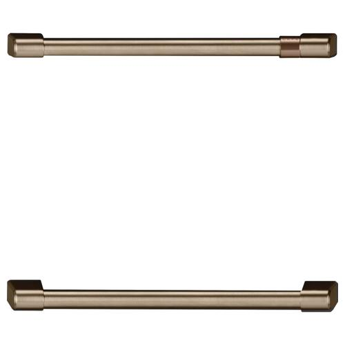 Café Undercounter Refrigeration Handle Kit - Brushed Bronze