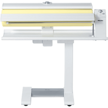 B 990 - Rotary ironer with high pressure and a wide heater plate for best results.
