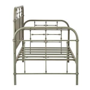 Liberty Furniture Industries - Twin Metal Day Bed - Green
