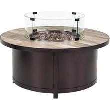 42'' Rd. Occasional Height Capri Fire Pit