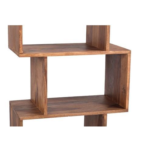 Urban 4 Shelf Bookcase, HN-8056