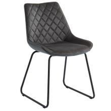 Calvin Side Chair, set of 2 in Vintage Charcoal
