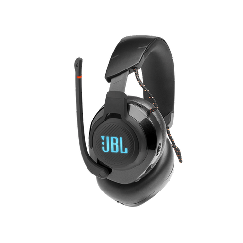 JBL Quantum 600 Wireless over-ear performance gaming headset with surround sound and game-chat balance dial