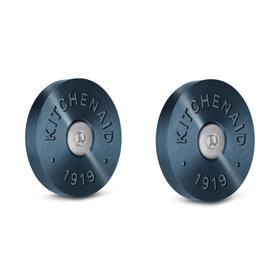 KitchenAid® Commercial-Style Range Handle Medallion Kit - Dark Blue