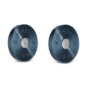 KitchenAidKitchenAid® Commercial-Style Range Handle Medallion Kit - Dark Blue