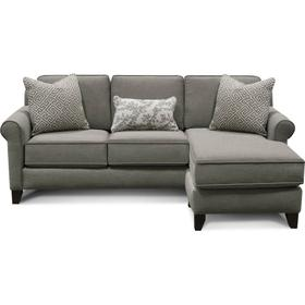 7M00-56 Spencer Sofa with Chaise