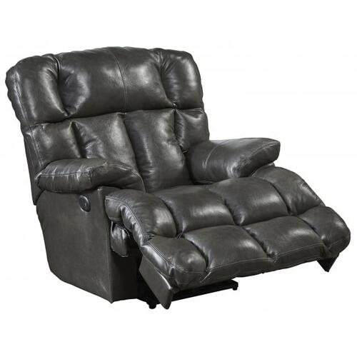 Power Lay Flat Chaise Recliner
