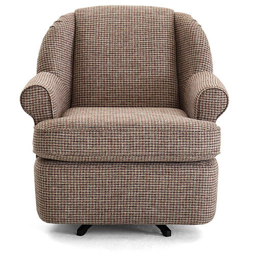 REESE Swivel Barrel Chair