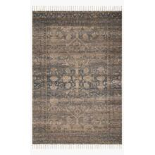 COR-02 Indigo / Natural Rug