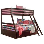 Halanton Twin Over Full Bunk Bed With 1 Large Storage Drawer Product Image