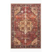 View Product - LQ-07 Red / Navy Rug