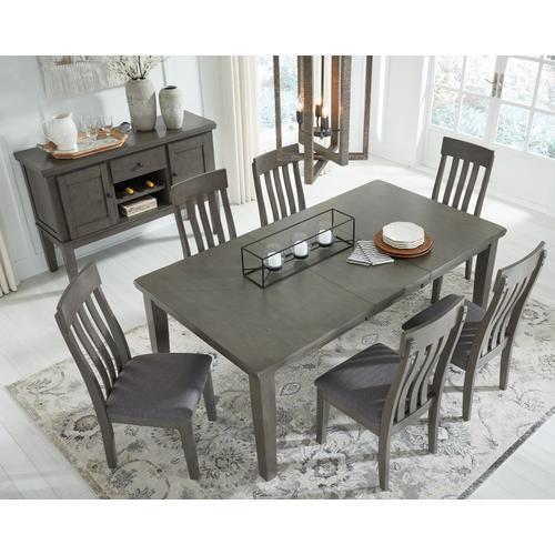 Signature Design By Ashley - Hallanden Dining Extension Table
