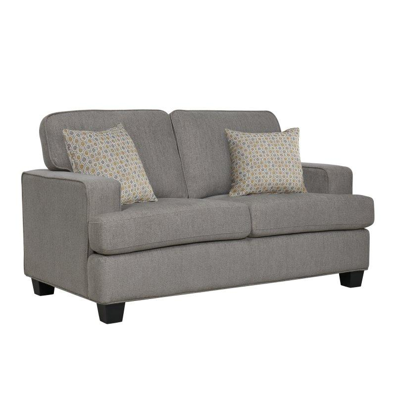 Carter Loveseat, Gray U3477-01-43