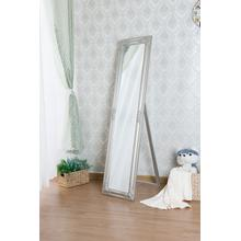 7058 SILVER Full Length Standing Mirror