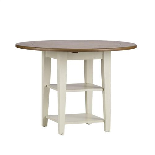 Opt 5 Piece Drop Leaf Table Set