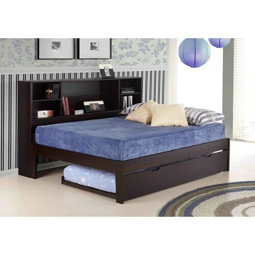 Sicily Headboard With Venice Platform Bed With Trundle
