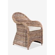 Isola Chair KG - Oatmeal (22x25x33)