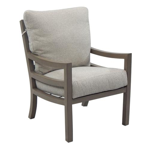 Castelle - Roma Cushioned Dining Chair