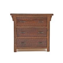 See Details - Oak Haven - 3 Drawer Dresser