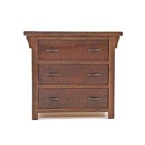 Green Gables Furniture - Oak Haven - 3 Drawer Dresser