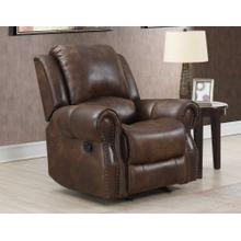 Navarro Manual Glider Recliner Chair