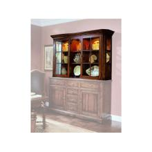 Waverly Place Glass Door Hutch